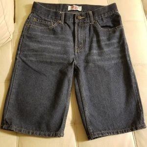Levi 505 jean shorts